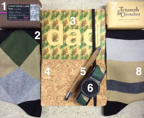 Father's Day Gift Guide from Room 2046 Toronto Canada