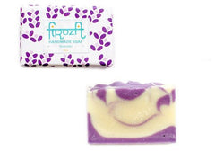 Firoza Lavender Handmade Soap available from Room 2046 cafe shop studio Toronto Canada