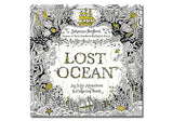 Lost Ocean: An Inky Adventure and Coloring Book | Room 2046 Toronto Canada