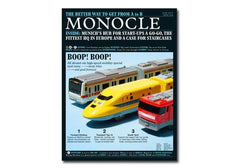Monocle Magazine Issue 104 June 2017 available from Room 2046 cafe shop studio Toronto Canada
