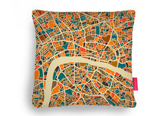 Ohh Deer London Cushion | Room 2046 Toronto Canada