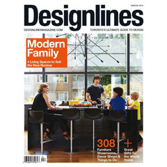 Sempli Design from Room 2046 as featured in Designlines Magazine Winter 2014