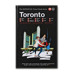 Monocle Travel Guide Toronto featuring Room 2046