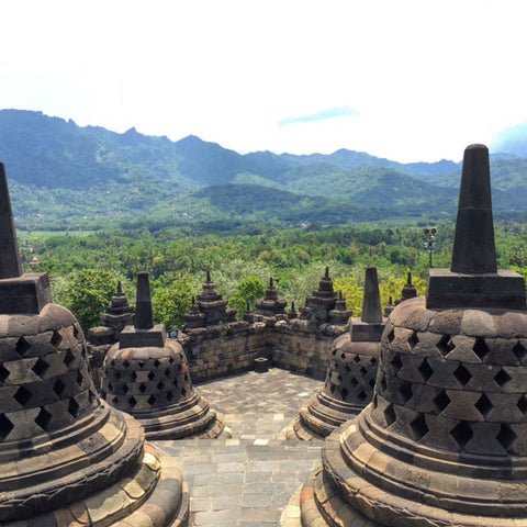 Indonesia: A Photo Essay - Borobudur, Magelang in Central Java