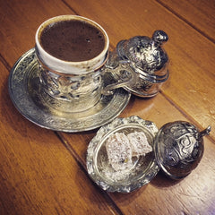 From Istanbul with Love: A City Guide - Turkish Coffee instagram @room2046toronto
