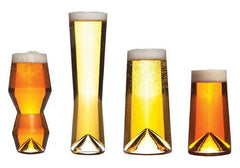 Sempli Monti-Taste Set of Beer Glasses available from Room 2046 shop studio Toronto Canada