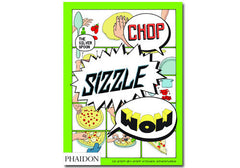 Chop Sizzle Wow | Room 2046 Toronto Canada
