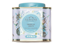 Sloane Tea Tropical Green | Room 2046 Yonge Street Summerhill Toronto Canada