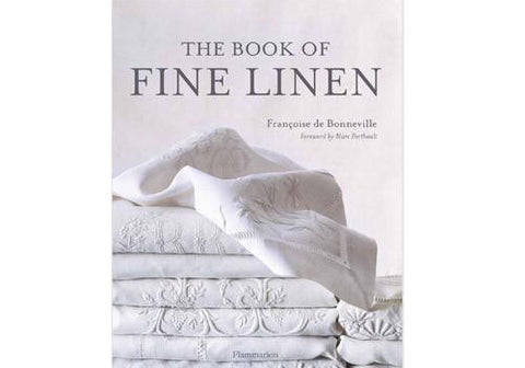 The Book Of Fine Linen available from Room 2046 cafe shop studio Toronto Canada