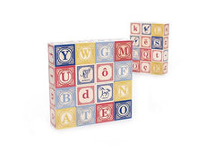 Uncle Goose French ABC Blocks available from Room 2046 cafe shop studio Toronto Canada