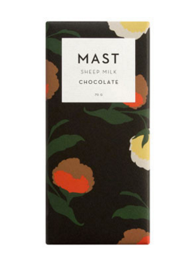 Mast Brothers Sheep Milk Chocolate | Room 2046 Yonge Street Summerhill Toronto Canada