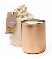 Mine Design Soy Candle | Room 2046 Summerhill Yonge Street Toronto Canada