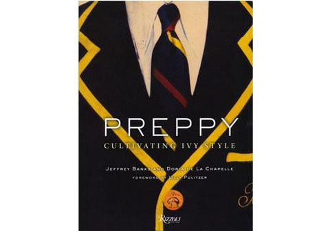 Preppy: Cultivating Ivy Style available from Room 2046 cafe shop studio Toronto Canada