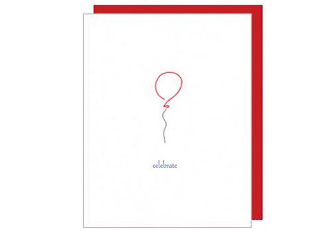 Albertine Press Celebrate Card | Room 2046 Toronto Canada