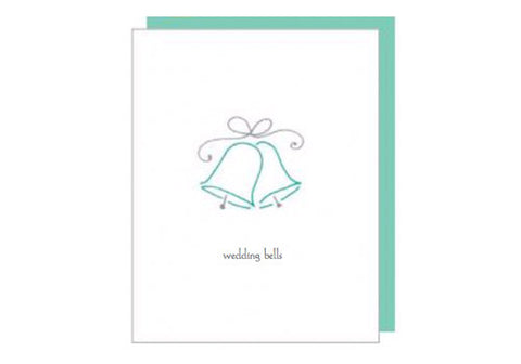 Albertine Press Wedding Bells Card | Room 2046 Toronto Canada
