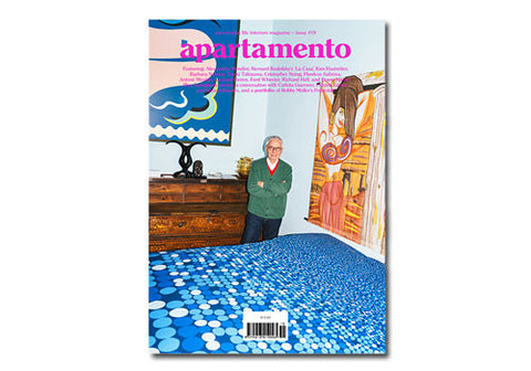 Apartamento Magazine Issue 19 Spring/Summer 2017 | Room 2046 Toronto Canada