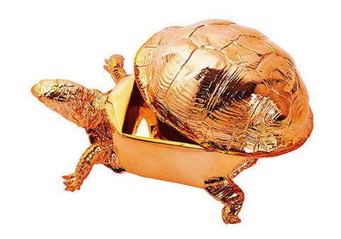 Areaware Box Turtle Box - Copper | Room 2046 Toronto Canada