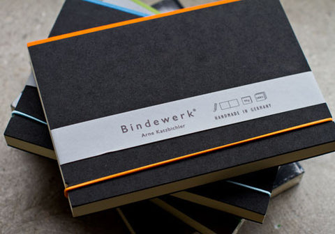 Bindewerk PURIST A5 notebook