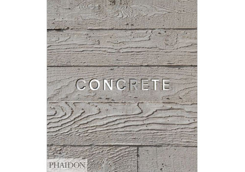 Concrete Design Book | Room 2046 Toronto Canada