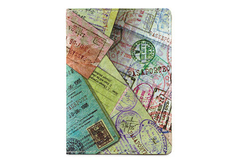 Dynomighty Stamped Passport Cover