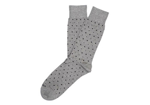 Etiquette Clothiers Ball Point Grey Socks | Room 2046 Toronto Canada