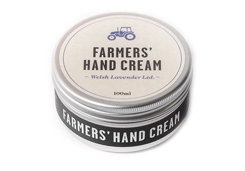 Farmers' Hand Cream 100ml by Welsh Lavender Ltd. | Room 2046 Toronto Canada