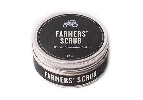 Farmers' Scrub 75ml by Welsh Lavender Ltd. | Room 2046 Toronto Canada