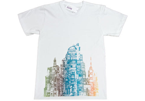 Room 2046 Flo City Blend T-Shirt