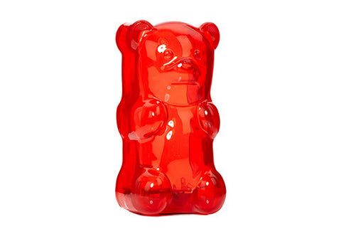 FCTRY Gummy Goods Night Light - Red