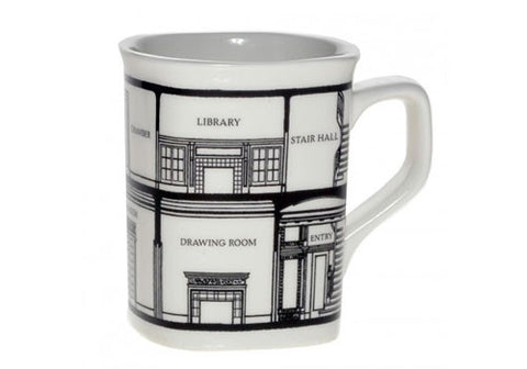 Fishs Eddy Floor Plan Mug | Room 2046 Toronto Canada