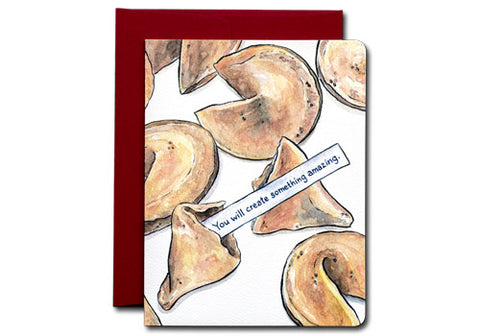 Gotamago Smart Fortune Cookie Greeting Card | Room 2046 Toronto Canada