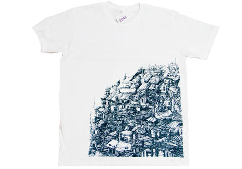 Room 2046 K Vela Navy T-Shirt