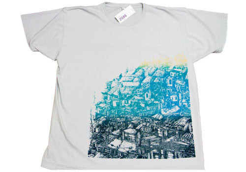 Room 2046 Power Washed K Vela B Blend T-Shirt