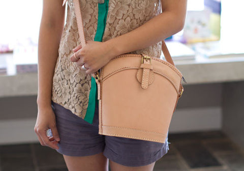 Kias Leather Lady Bag