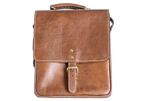 Kias Leather Briefcase | Room 2046 Toronto Canada