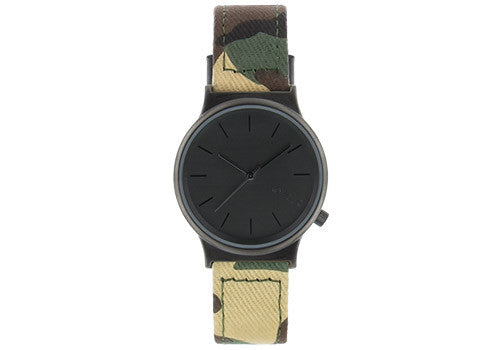 Komono Wizard Camo Watch