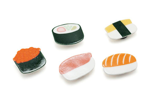 Lucky Horse Press Sushi Magnet Set | Room 2046 Toronto Canada