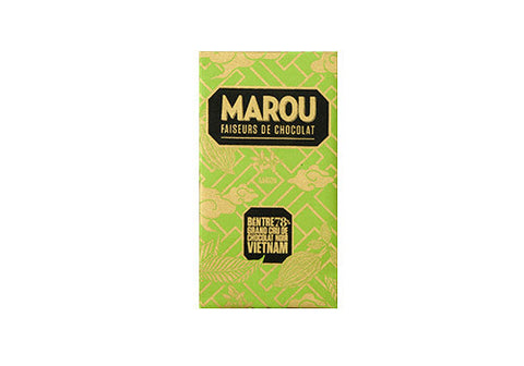 Marou Chocolate Ben Tre - 78% | Room 2046 Toronto