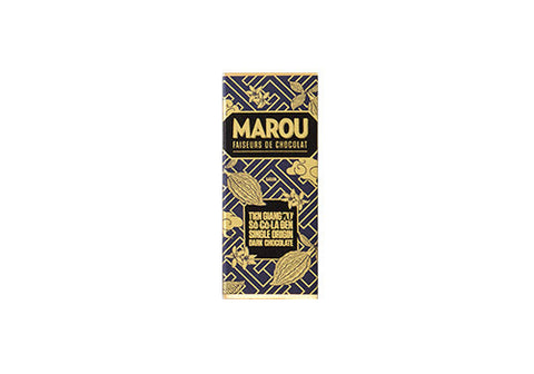 Marou Chocolate Tien Giang 24g - 70% | Room 2046 Toronto