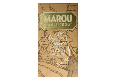 Marou Chocolate Treasure Island - 75% | Room 2046 Toronto Canada