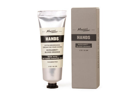 Mayron's Goods Bergamot & Blood Orange Hand Cream | Room 2046 Toronto Canada