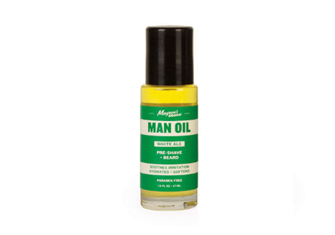 Mayron's Goods Man Beard Oil - White Ale | Room 2046 Toronto Canada