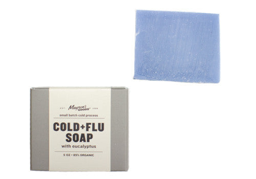 Mayron's Goods Cold & Flu Soap | Room 2046 Toronto Canada