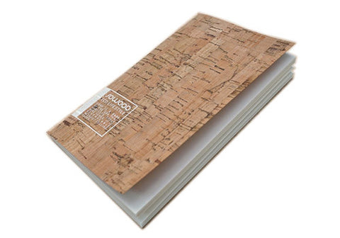 Molla Space Large Cork Notebook | Room 2046 Toronto Canada
