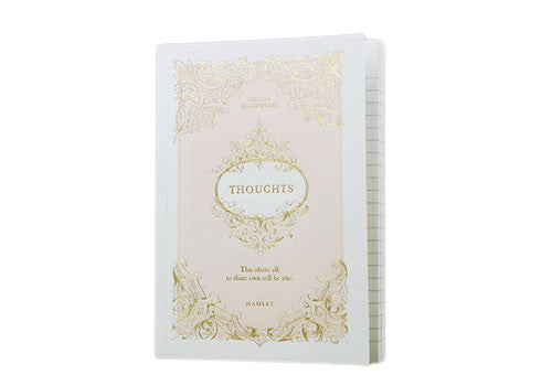 Oblation Papers & Press English Lit Thoughts Pocket Journal | Room 2046 Toronto Canada