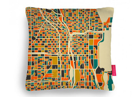 Ohh Deer Chicago Cushion | Room 2046 Toronto