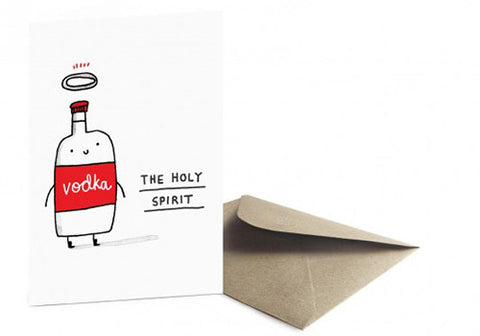 Ohh Deer Holy Spirit Greeting Card | Room 2046 Toronto