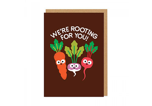 Ohh Deer Rooting For You Greeting Card | Room 2046 Toronto Canada