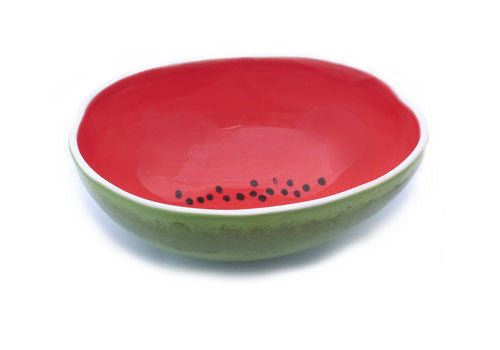 Large Watermelon Vegetabowl Serving Bowl | Room 2046 Toronto Canada