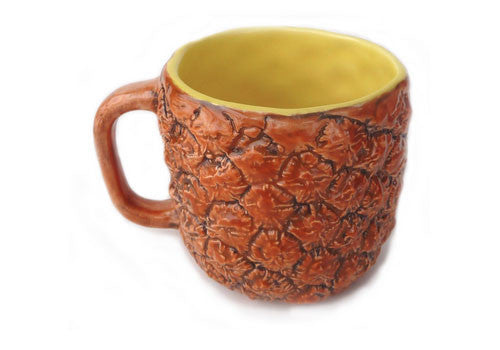 Pineapple Vegetabowl Mug | Room 2046 Toronto Canada